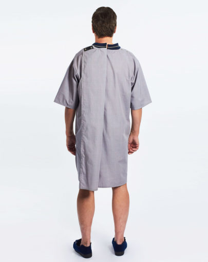 chemise-de-nuit-adaptee-en-polycoton-de-style-polo-HN13015-C-back-02