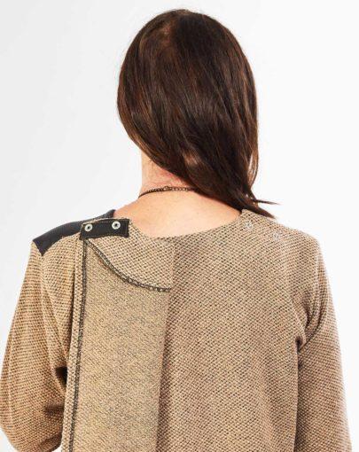 chandail-adapté-hiver-2018-FB72698-900-beige-cuir-noir-dos