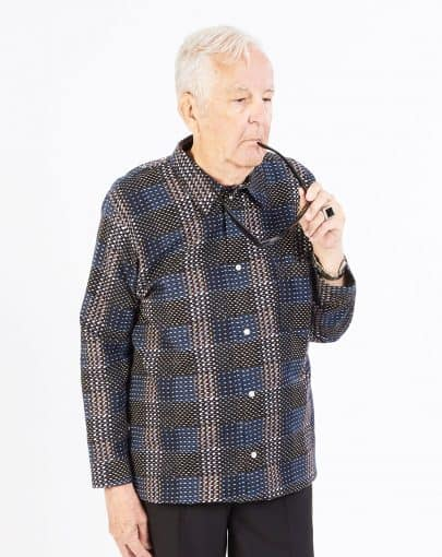 chemise-adaptee-en-polycoton-a-manches-longues-HB54559-388