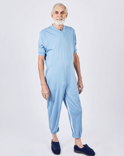 combinaison-longue-tricot-unisexe-SP49012-bleu