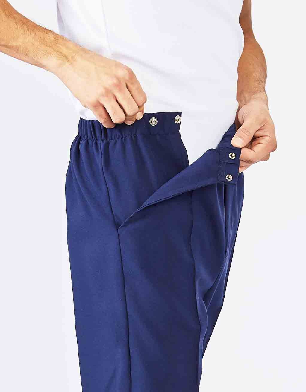pantalon adapt taille lastique z. Black Bedroom Furniture Sets. Home Design Ideas