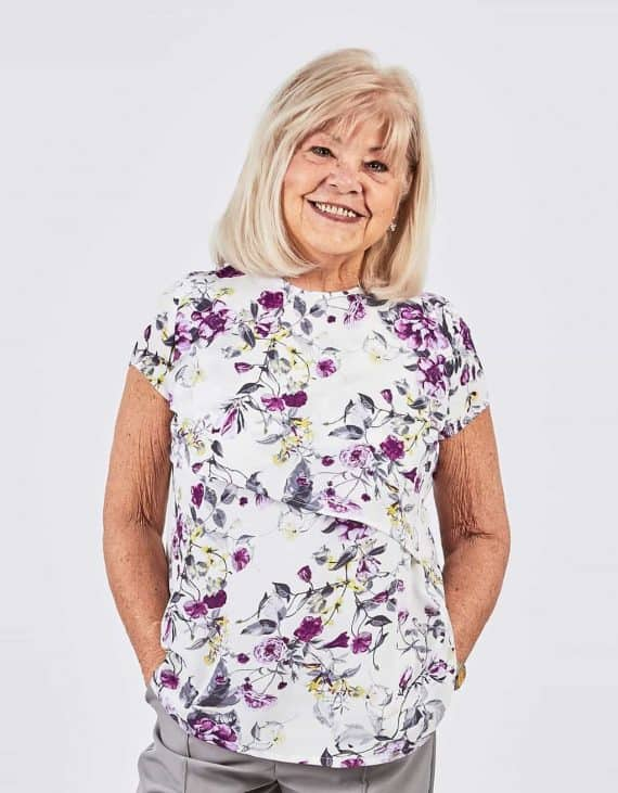 blouse adaptée