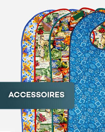 Accessoires adaptés