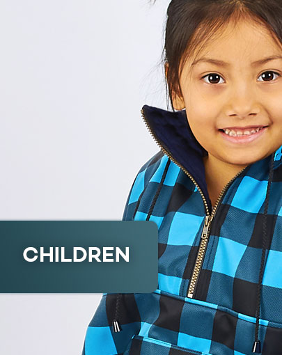 Adaptive clothing for children