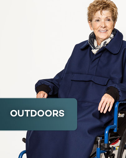Adaptive clothing for outdoors