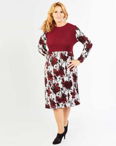 robe-adaptee-empiecement-devant-FR72119-905-rouge