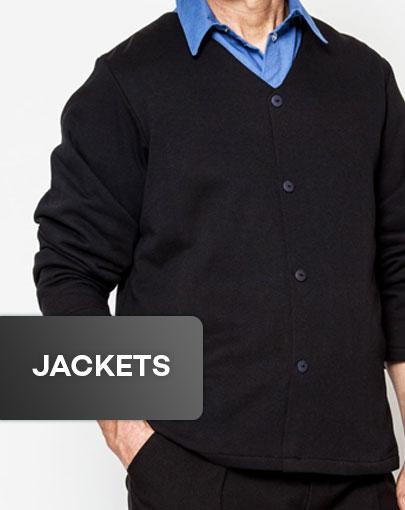 Adaptive jacket