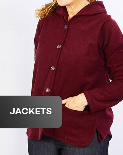 Adaptive jackets