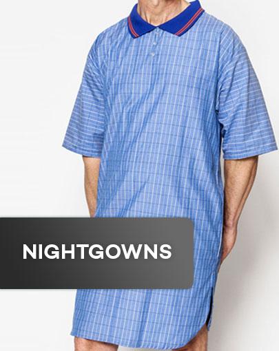 Adaptive nightgown