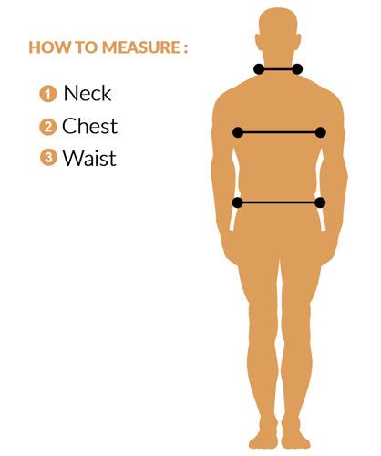 Elastic waist adaptive jeans for men