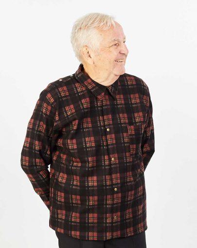 chemise-adaptée-homme-hiver-2019-HB54559-382-noir-brun
