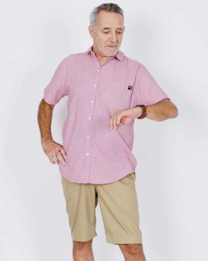 chemise-adaptée-homme-printemps-ete–2020-HB54559-256-rouge