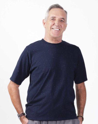 t-shirt-adapté-homme-Été-2019-HB84360-130-marine