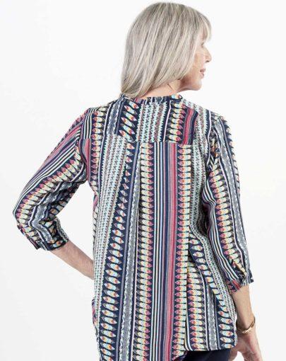 blouse-adaptée-flora-automne-hiver–2019-2020-FB04669-258-plumes-marine-dos-fermé