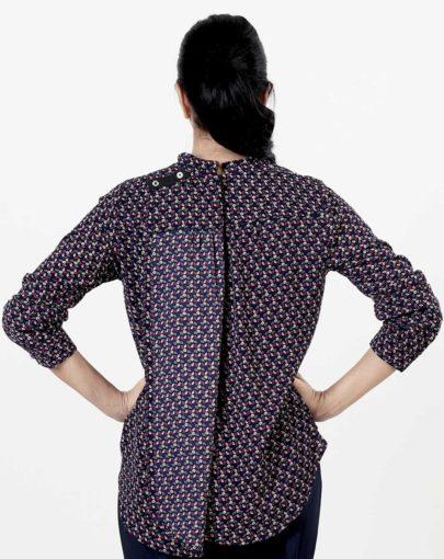 blouse-adaptée-ophelia-automne-hiver–2019-2020-FB04667-241-petites-fleurs-marine-dos