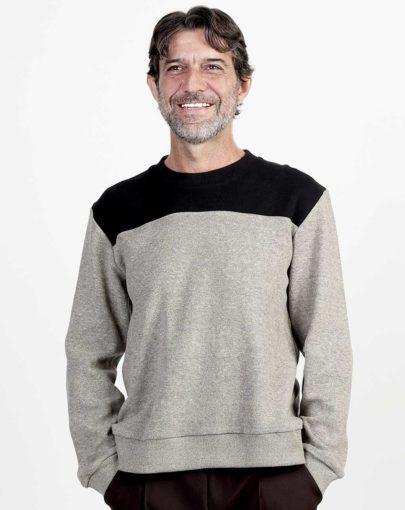chandail-adapté-homme-automne-hiver–2019-2020-HB04551-311-beige-noir