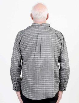 chemise-adaptée-homme-automne-hiver--2019-2020-HB54559-323-noir-dos
