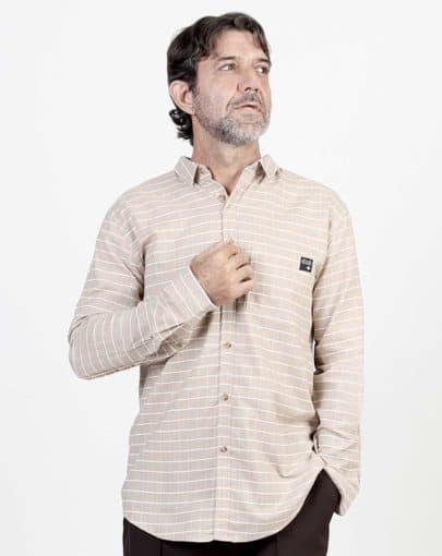 chemise-adaptée-homme-automne-hiver-2019-2020-HB54559-324-beige